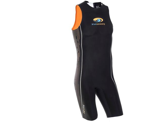blueseventy PZ4TX Kombinezon pływacki Mężczyźni, black-white-orange